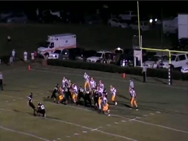 Lamar County High School vs. South Lamar - Toni Amat ...