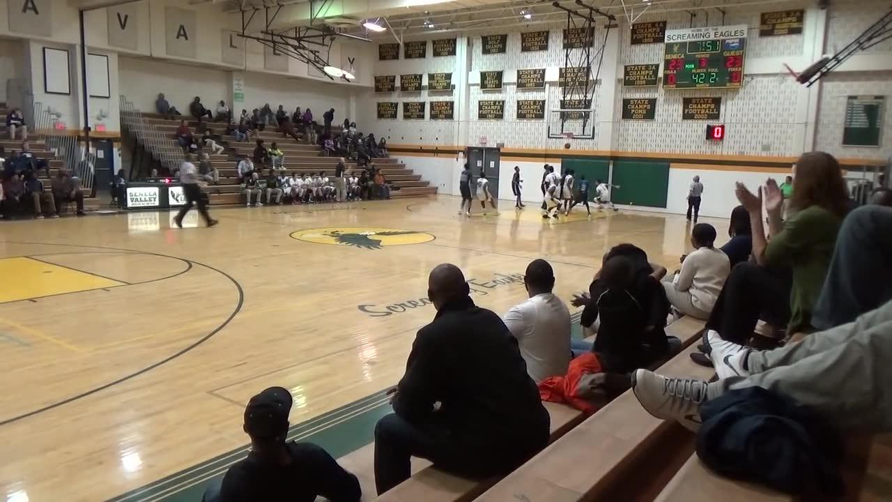 Springbrook High School - Steve Chaney highlights - Hudl