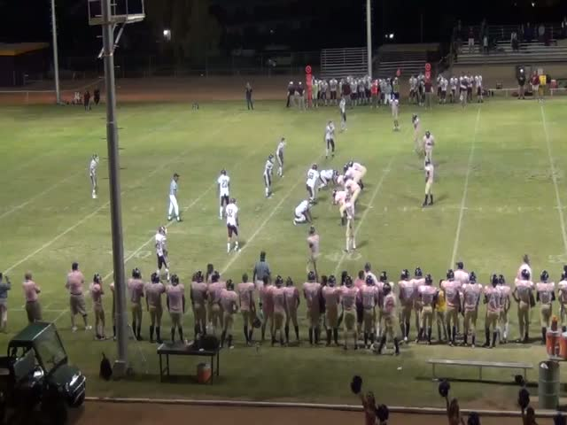 vs. Kofa High School (Yuma)
