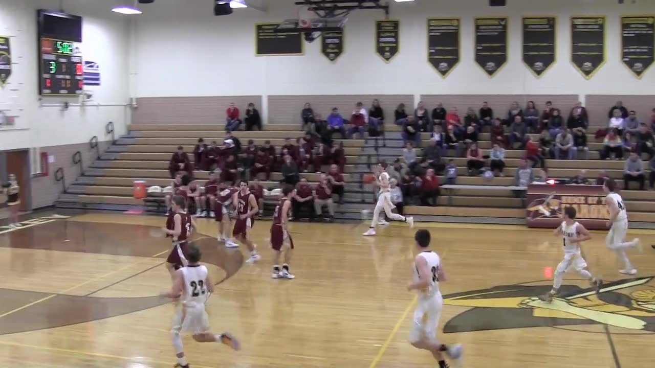 Buckeye Valley High School vs. Bishop Watterson JV ...