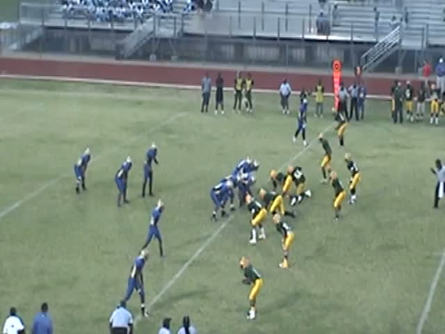 Mccomb High School Vs Natchez Charvarius Ward Highlights