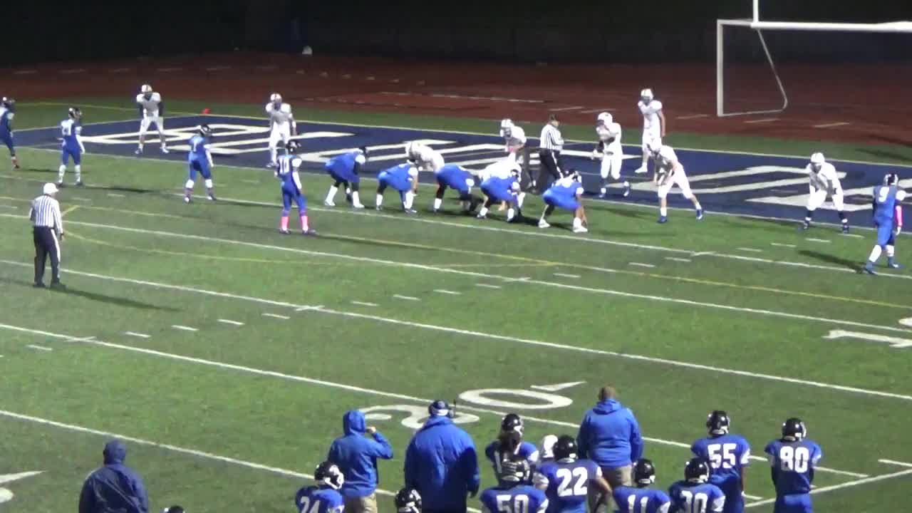 Randolph High School Vs Norwell Kahlil Bowens Highlights