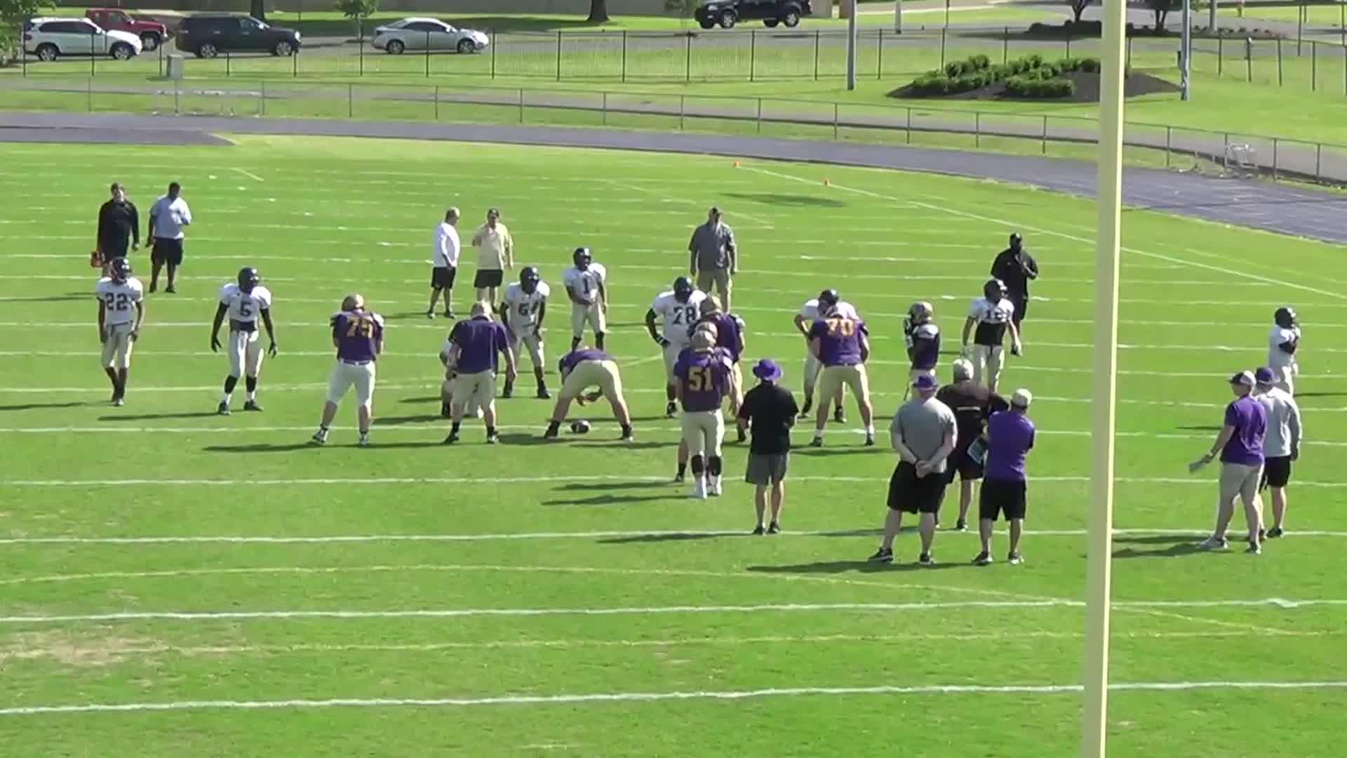 Dyersburg High School Tucker Kennedy Highlights Hudl