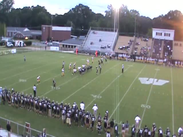 Varsity Football Wetumpka High School Wetumpka Alabama