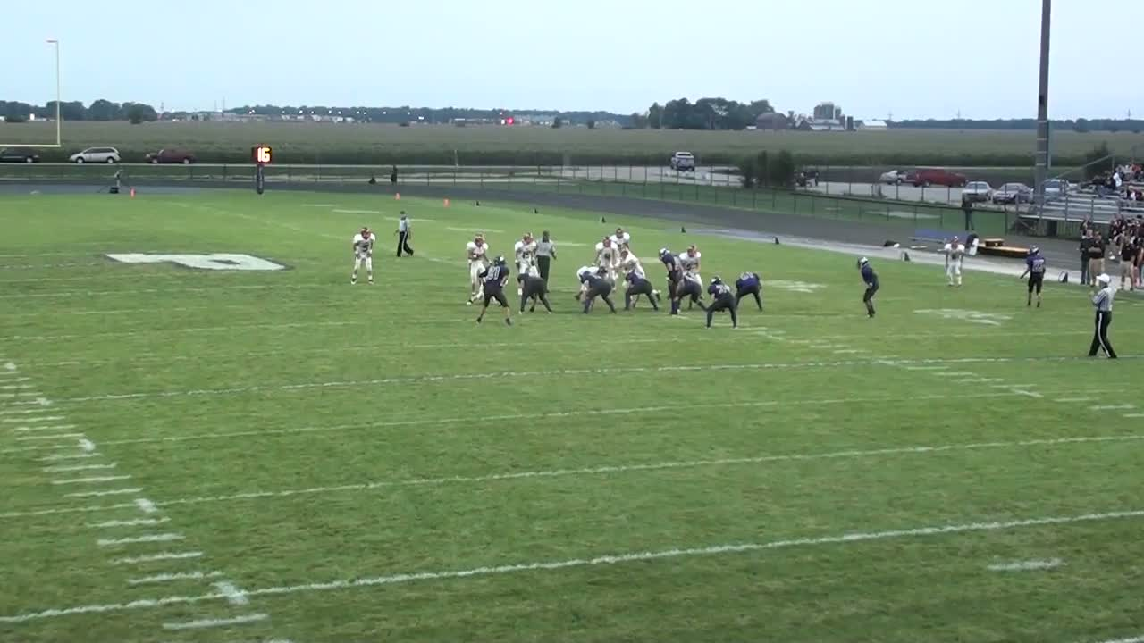 Sophomore Football - Plano High School - Plano, Illinois