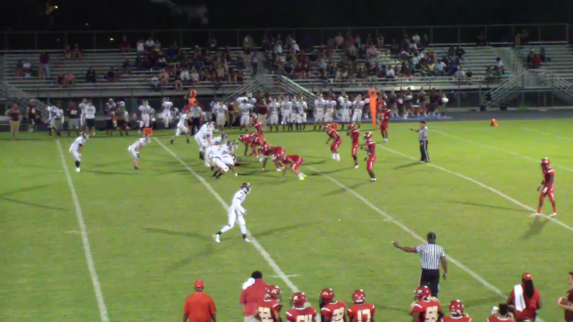 Wiregrass Ranch High School - Cristian Ramos highlights - Hudl