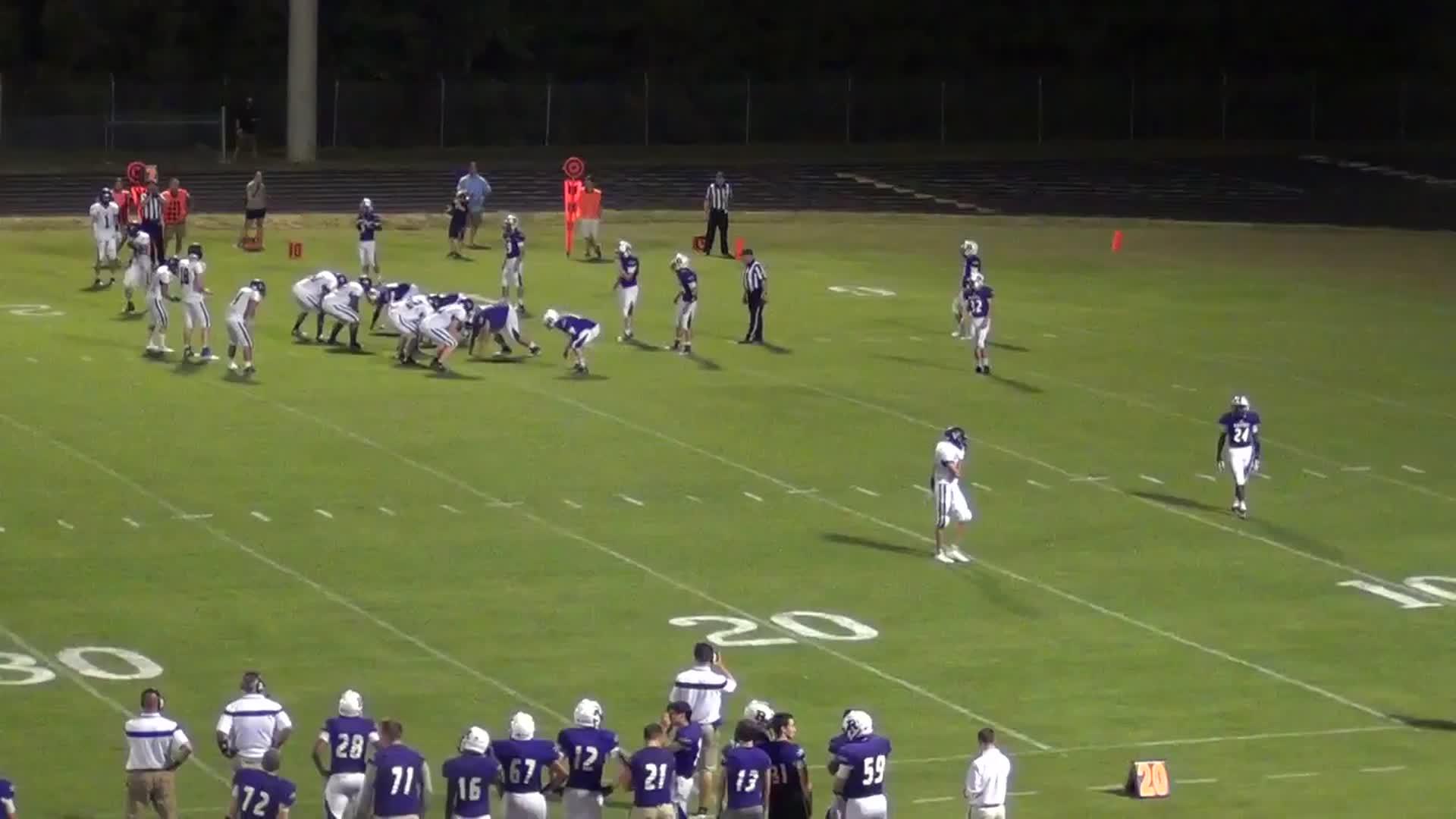 James River High School Football