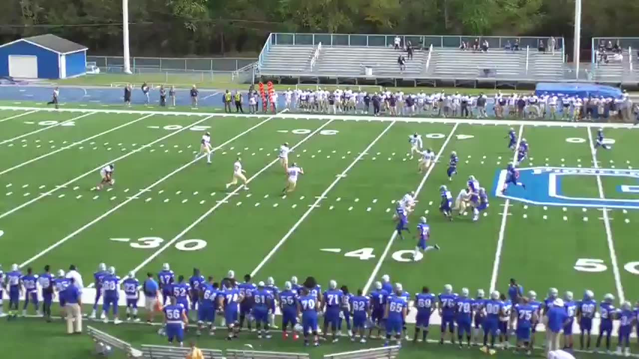 Mens Varsity Football - Glenville State College - Glenville, West ...