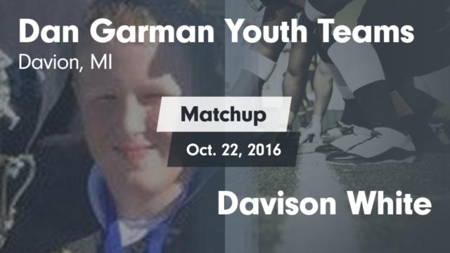 davison black dan garman youth teams davion michigan football