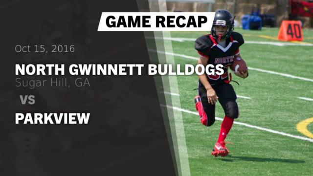 North Gwinnett D2 Team 2016 North Gwinnett Bulldogs Sugar Hill