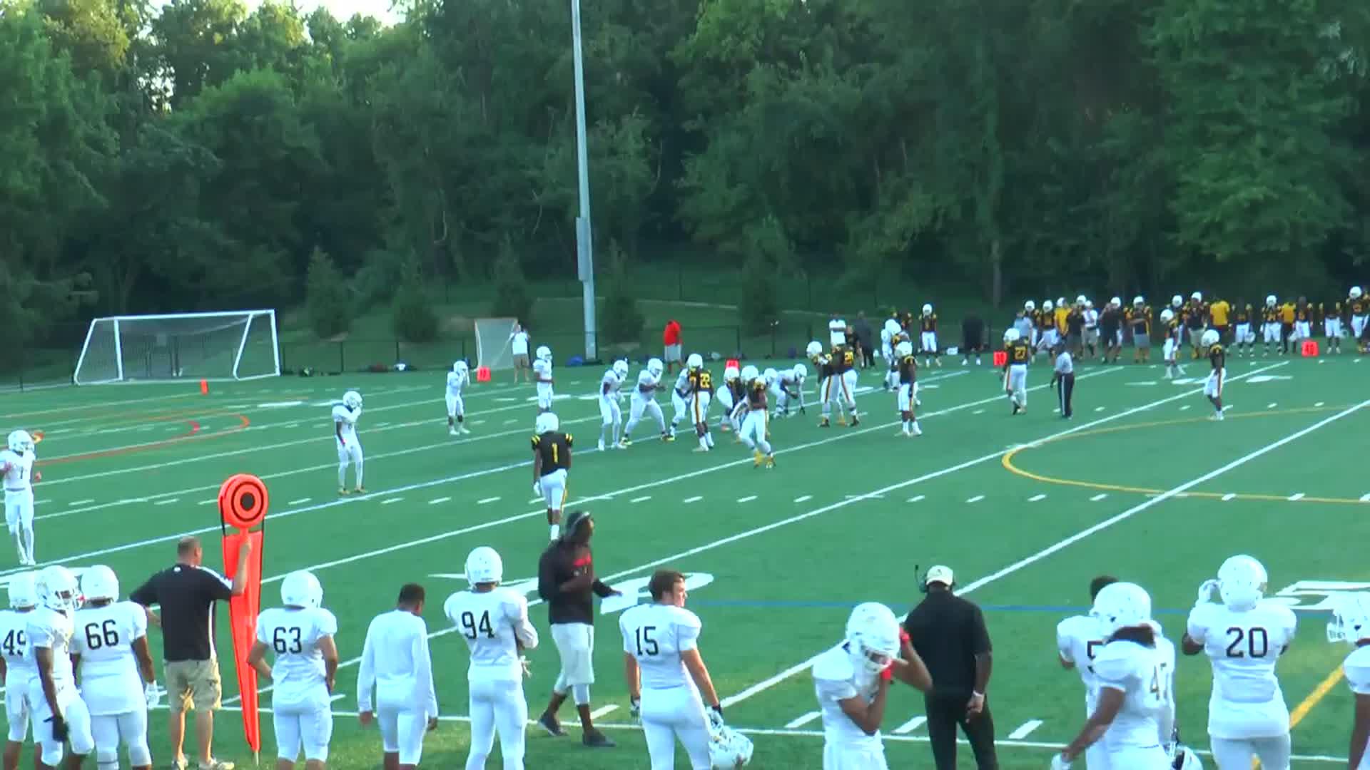 2017 Linebacker/ Team Captain - Sam Thomas highlights - Hudl
