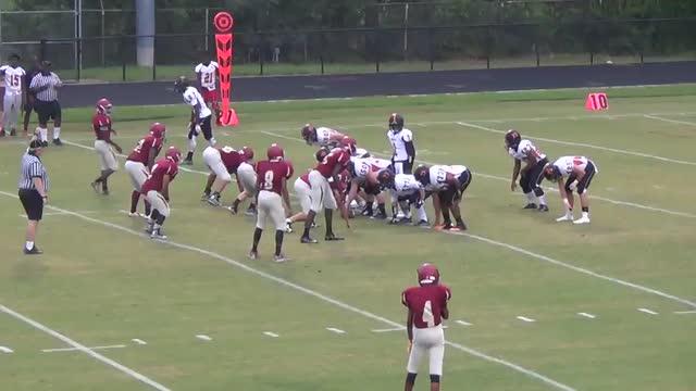 Jv Football Southeast Guilford High School Greensboro North